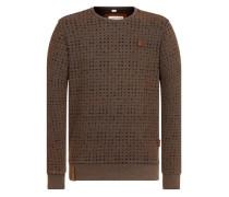 Male Sweatshirt 'Tinte Aufm Füller Iii'