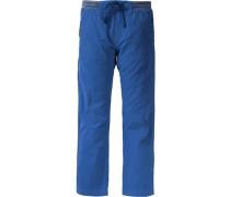 Hose für Jungen blau / grau