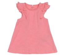 Tunika mit kurzen Ärmeln 'Nitdebbi' pink