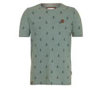 T-Shirt 'El Master Del Buscho II' smaragd