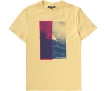 T-Shirt für Jungen gelb