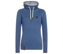 Female Knit 'Geh Weg Viii' blau