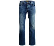 Regular fit Jeans Clark Original JOS 432 blau
