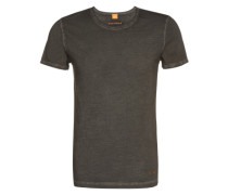 T-Shirt 'Tour' schwarz