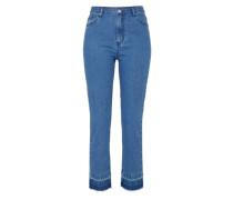 'Liyana' Slim Fit Jeans blue denim