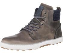 Sneakers grau / schlammfarben / stone