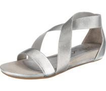 Sandaletten 'Alena' silber