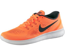 Free Run Laufschuhe orange