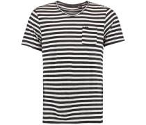 T-Shirt 'LM Jacks Special' schwarz / weiß