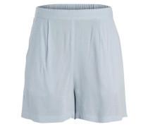 Klassische Shorts hellblau