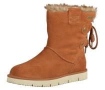 Boots mit Tex-Ausstattung braun / cognac / hellbraun