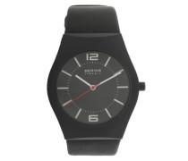 Armbanduhr 32035-642-1 schwarz