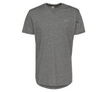 T-Shirt 'Hermit' grau