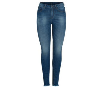 Knöchel-Jeans blue denim