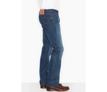 Bootcut-Jeans »527™« blue denim