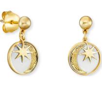 Ohrstecker 'Sonne Mond & Stern'