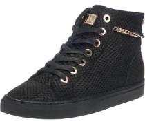 Menha Sneakers schwarz