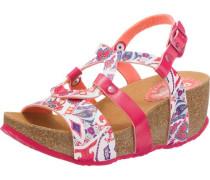 Bio Sandaletten pink