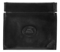 Story Uomo Geldbörse Leder 95 cm schwarz