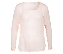 Transparente Bluse 'Elinor' pink