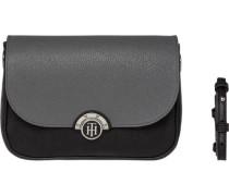 Handtaschen »Effortless Novelty Flap Crossover« grau / schwarz