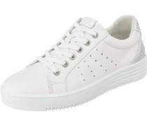 Sneakers Low weiß