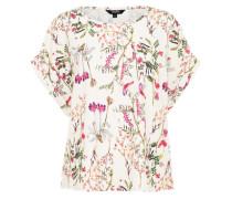 Shirt 'Cheeky' creme / mischfarben
