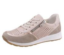 Sneaker »Osaka« beige / rosegold / weiß