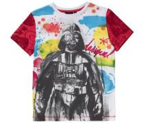 Star Wars T-Shirt für Jungen weiß