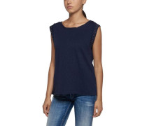 T-Shirts (mit Arm) blau / navy