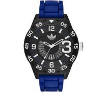 Armbanduhr »Newburgh Adh3112« blau / schwarz