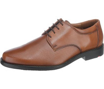 Businessschuh 'Normen' braun