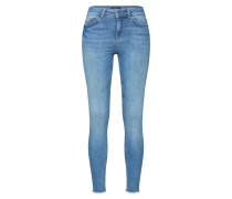Jeans 'pcdelly MW SKN CRP JNS Noos'