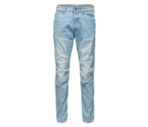 Jeans '5620 3D Tapered' blau