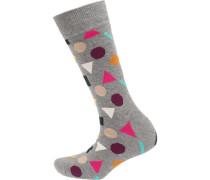Socken grau / mischfarben