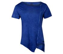T-Shirt 'Killer' blau