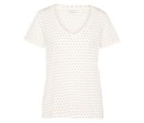 Shirt 'jdycloud S/S AOP V-Neck'