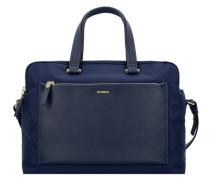 Zalia Businesstasche 42 cm Laptopfach blau