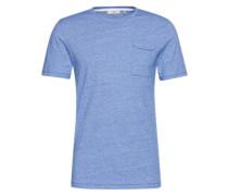T-Shirt blau
