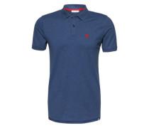 Poloshirt 'SH Daro' dunkelblau