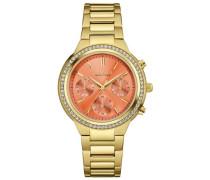 Chronograph »Boyfriend 44L218« gold