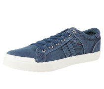 Sneaker 'Lampe' blue denim