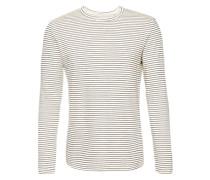 Sweatshirt 'Fiachra' blau / weiß