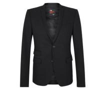 Fusion Suit: Anzugsakko aus Jersey schwarz