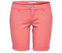Chino-Shorts rot