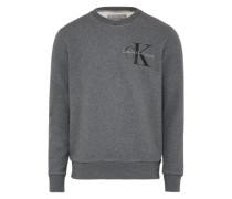 Pullover graumeliert