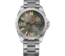 Armbanduhr 'berlin' silber