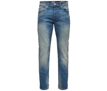 Regular fit Jeans Weft light blue blue denim