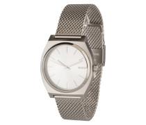 Armbanduhr 'Time Teller Milanese' silber