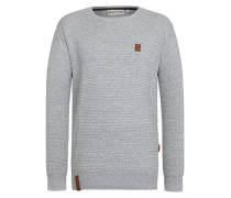 Knit Sweater Zapzarap Zip Zap II graumeliert